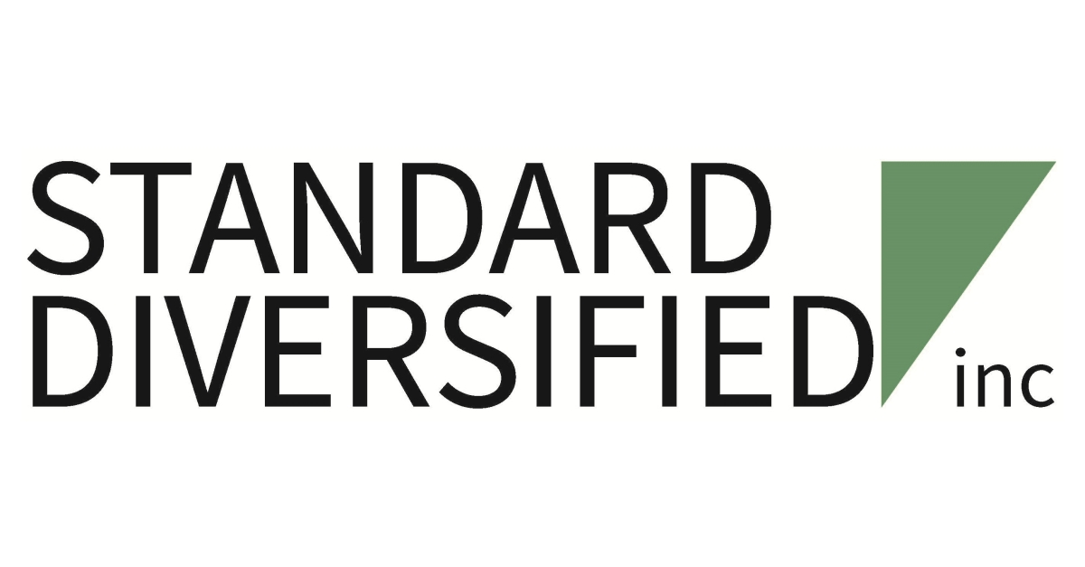 standard diversified inc  reports financial results for