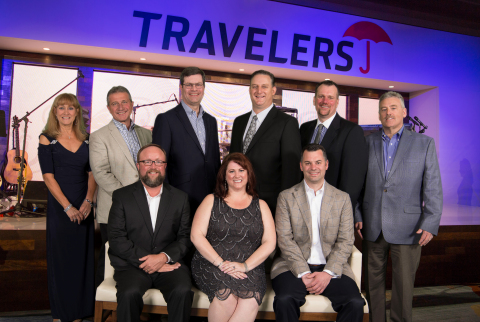 The 2018 Travelers Personal Insurance Agents of the Year (Photo: Business Wire)