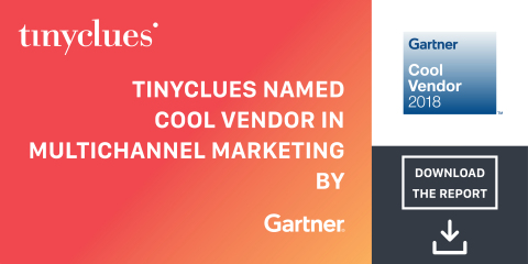 Tinyclues named in Gartner's 2018 Cool Vendors in Multichannel Marketing (Photo: Business Wire)
