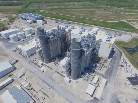 IPL's Eagle Valley Combined-Cycle Gas Turbine (CCGT) natural gas power plant is one of the most fuel ...