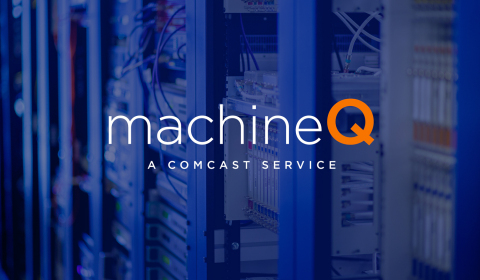 Comcast's enterprise Internet of Things (IoT) service, machineQ™, has activated its LoRaWAN™ IoT network in the San Francisco Bay Area. (Graphic: Business Wire)