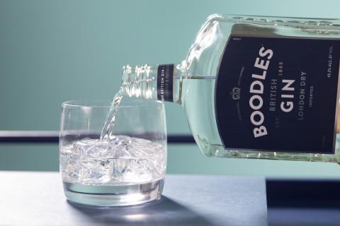 Boodles Proper British Gin.