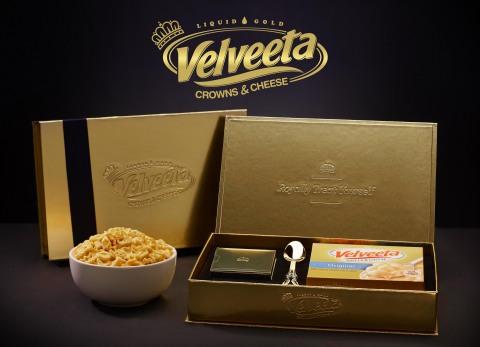 Velveeta Shells & Cheese Reveals Crowns & Cheese (Photo: Business Wire)