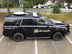 Kymeta and Microsoft have teamed up to bring always-connected mobility to first response and military users. (Photo: Business Wire)