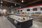 Market 5-ONE-5 simplifies the shopping experience with carefully curated products and culinary creations. (Photo: Business Wire)