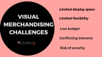 5 Challenges That are in Store for Visual Merchandising. (Graphic: Business Wire)