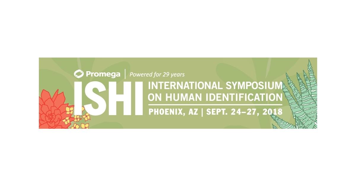 2018 International Symposium on Human Identification Keynote