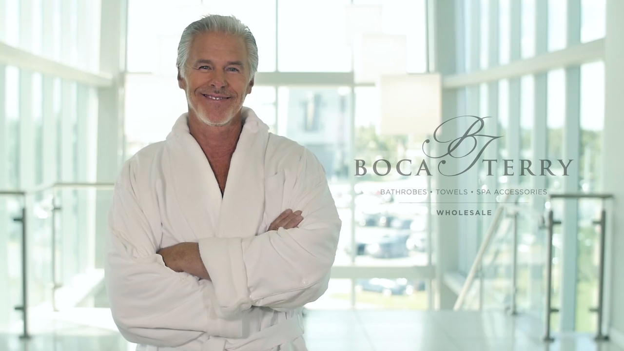 Get a first-hand look at how the new, innovative Medi-Robe by Boca Terry will provide patients with a comfortable alternative to the standard hospital robe.