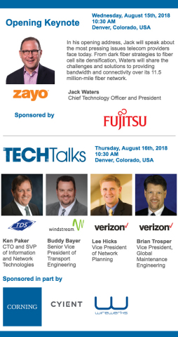 ISE EXPO 2018 Keynotes (Graphic: Business Wire)