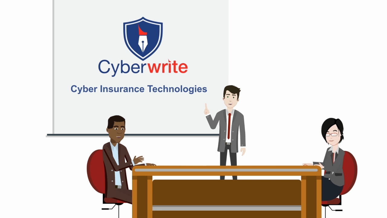 "Cyberwrite's award-winning cyberrisk profiling technology enables businesses to understand their cyber risk profile and financial exposure to cyber attacks, which results in purchasing of a tailored cyber insurance policy rather than today's ""one size fits all"" approach."