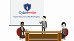"""Cyberwrite's award-winning cyberrisk profiling technology enables businesses to understand their cyber risk profile and financial exposure to cyber attacks, which results in purchasing of a tailored cyber insurance policy rather than today's """"one size fits all"""" approach."""