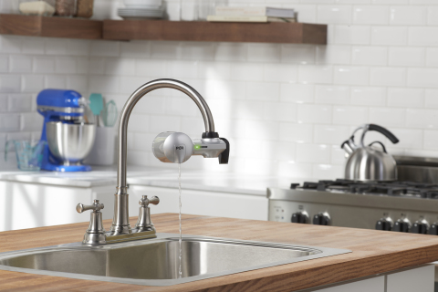 PUR Advanced Faucet Filtration System (Photo: Business Wire)