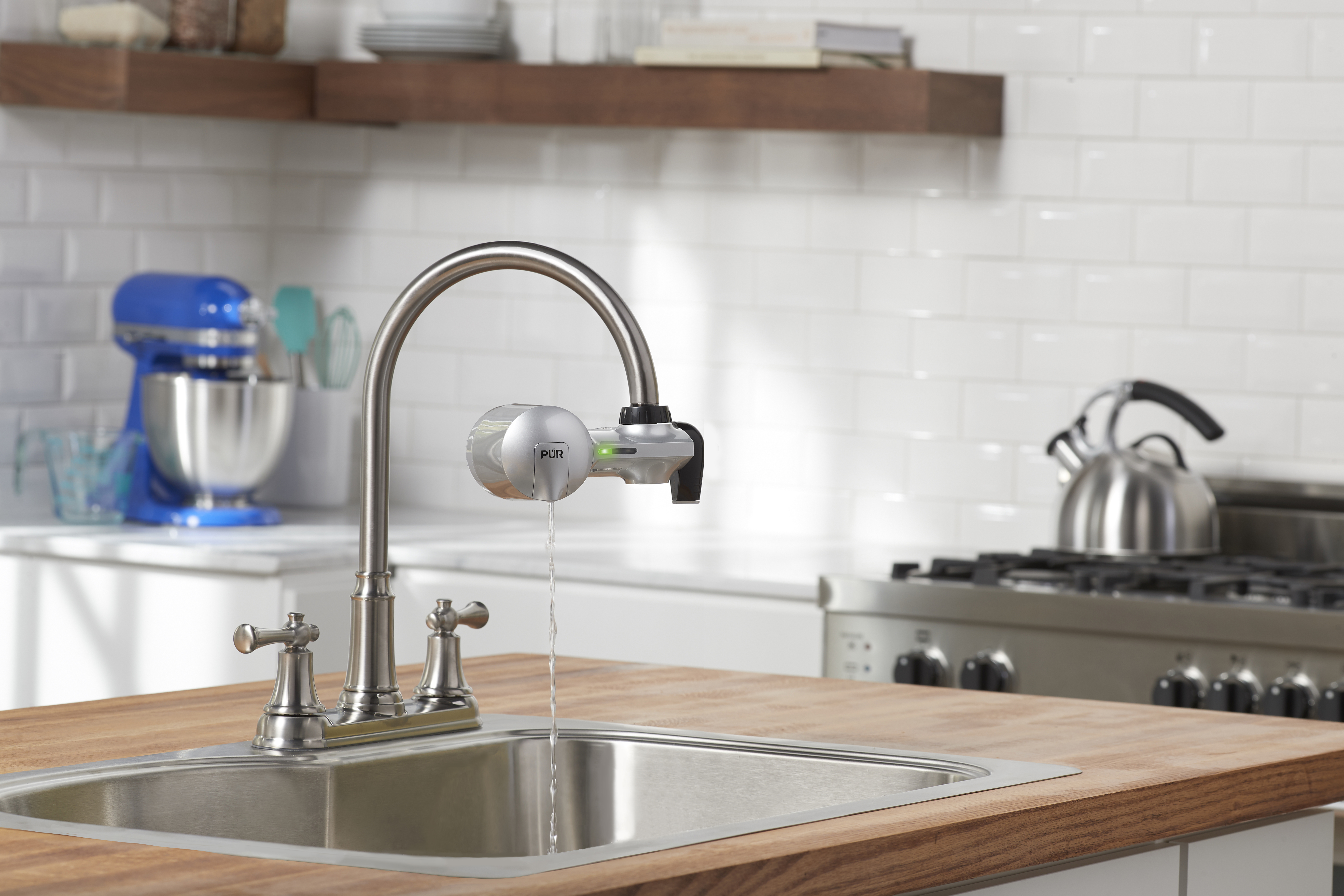 how watch youtube faucet filter water faucets pur filtration to install purification