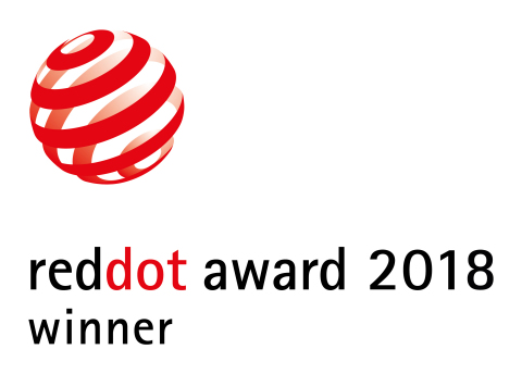 GLORY Receives Multiple 2018 Red Dot Awards for Product Design (Graphic: Business Wire)