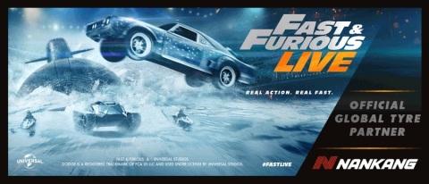 """Noch bis zum 20.05. mitmachen und Tickets für """"Fast & Furious Live"""" in Berlin gewinnen (Photo: Business Wire)"""