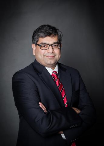 Kashif Ansari, IQI Global Group CEO. (Photo: AETOSWire)