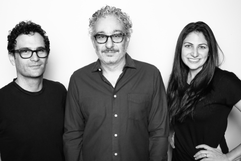 Left to right: Jordan Kurzweil, James Luria and Melanie Pitson (Photo: Business Wire)
