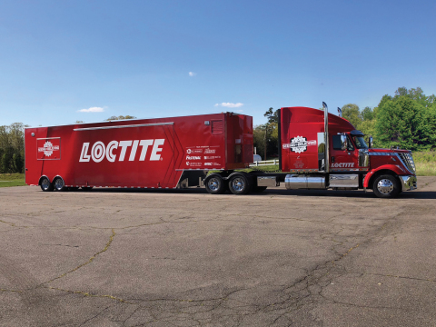 Henkel Hits The Road With Its 2018 LOCTITE® Demo Tour (Photo: Business Wire)