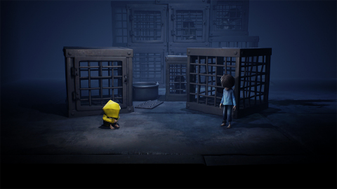 Little Nightmares Complete Edition will be available on May 18. (Graphic: Business Wire)