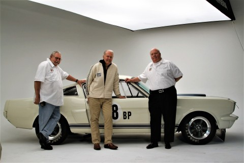 The Original Venice Crew (from left to right): Ted Sutton, Peter Brock, Jim Marietta (Photo: Randy Richardson)