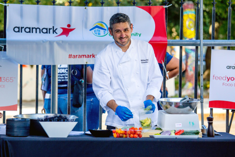 Aramark tapped into its network of more than 1,000+ chefs and the American Heart Association leveraged its national network of experts, to create a list of proven summer tips that pack a plant forward punch. (Photo: Business Wire)