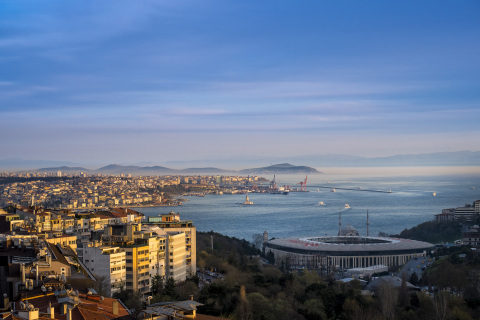 Views from Nish Palas Istanbul. (Photo: Business Wire)