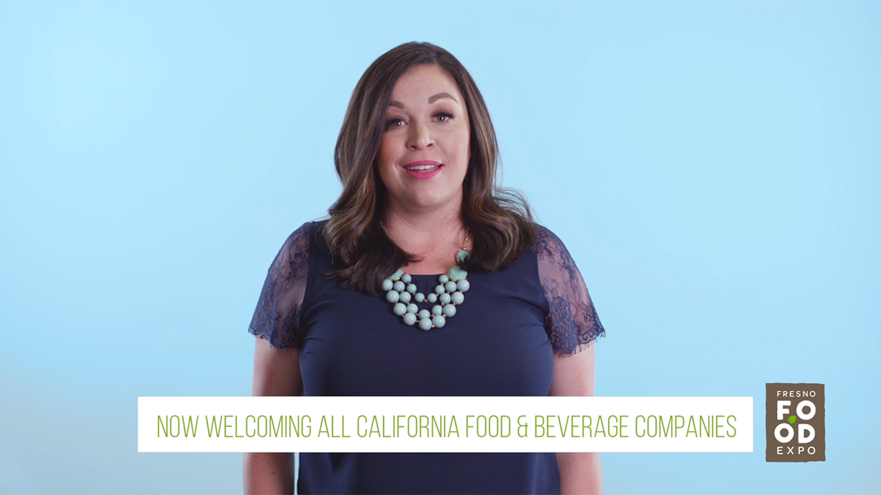 Watch Amy Fuentes, Manager of the Fresno Food Expo, explain what the California expansion means to growers, producers and manufacturers statewide.