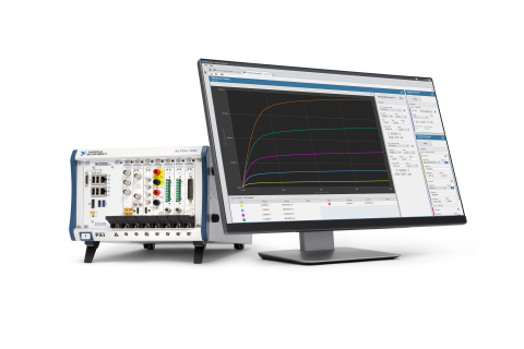 InstrumentStudio software for NI PXI modular instruments improves the live, interactive use model for modular instruments and makes debugging while running tests more intuitive. (Photo: Business Wire)