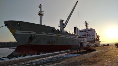 Russian fishing fleet operator Dobroflot is set to deploy an IoT solution for fuel monitoring from O ...