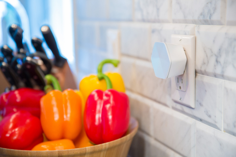Comcast today announced the national availability of xFi Pods, giving Xfinity Internet customers an innovative, new option for their whole-home WiFi needs. (Photo: Business Wire)