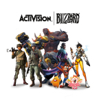 Activision Blizzard is home to a portfolio of iconic and beloved game franchises -- including Activision's Call of Duty®, Crash Bandicoot™,  Spyro™ and Bungie's Destiny; Blizzard's Overwatch® and World of Warcraft®; and King's Candy Crush™. (Graphic: Business Wire)