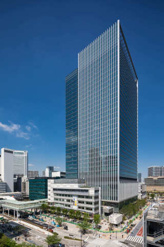 Tamachi Station Tower S (Photo: Business Wire)