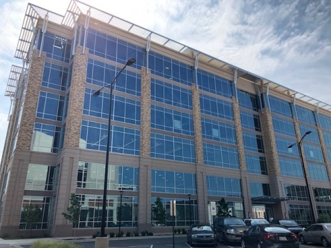 Esri announces the opening of a new office in the up-and-coming Waverly neighborhood of Charlotte, North Carolina, in addition to its 3325 Springbank Lane location. (Photo: Business Wire)