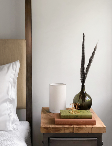 The Sleep-Enhancing GoodNight® Bedside Lamp by Lighting Science. (Photo: Business Wire)