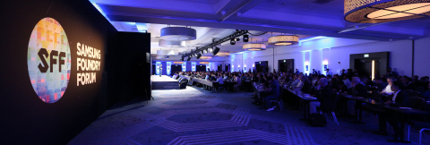 The 3rd Annual U.S. Samsung Foundry Forum in Santa Clara, CA (Photo: Business Wire)