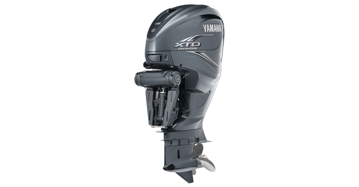 Yamaha V8 XTO Offshore™ Outboard Offers the Extreme
