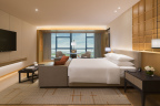 Accommodations in Hyatt Regency Shenzhen Airport. (Photo: Business Wire)