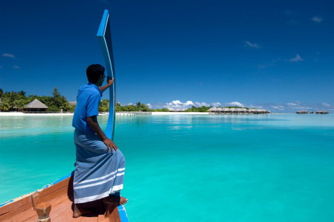 Conrad Maldives Rangali Island (Photo: Business Wire)