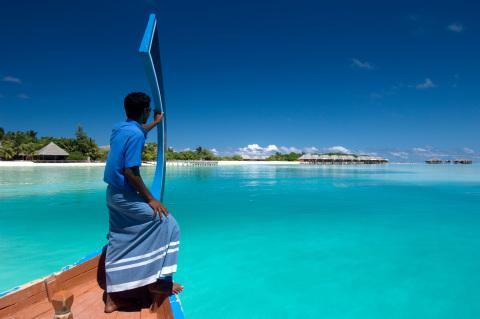 Conrad Maldives Rangali Island (Photo: Business Wire)