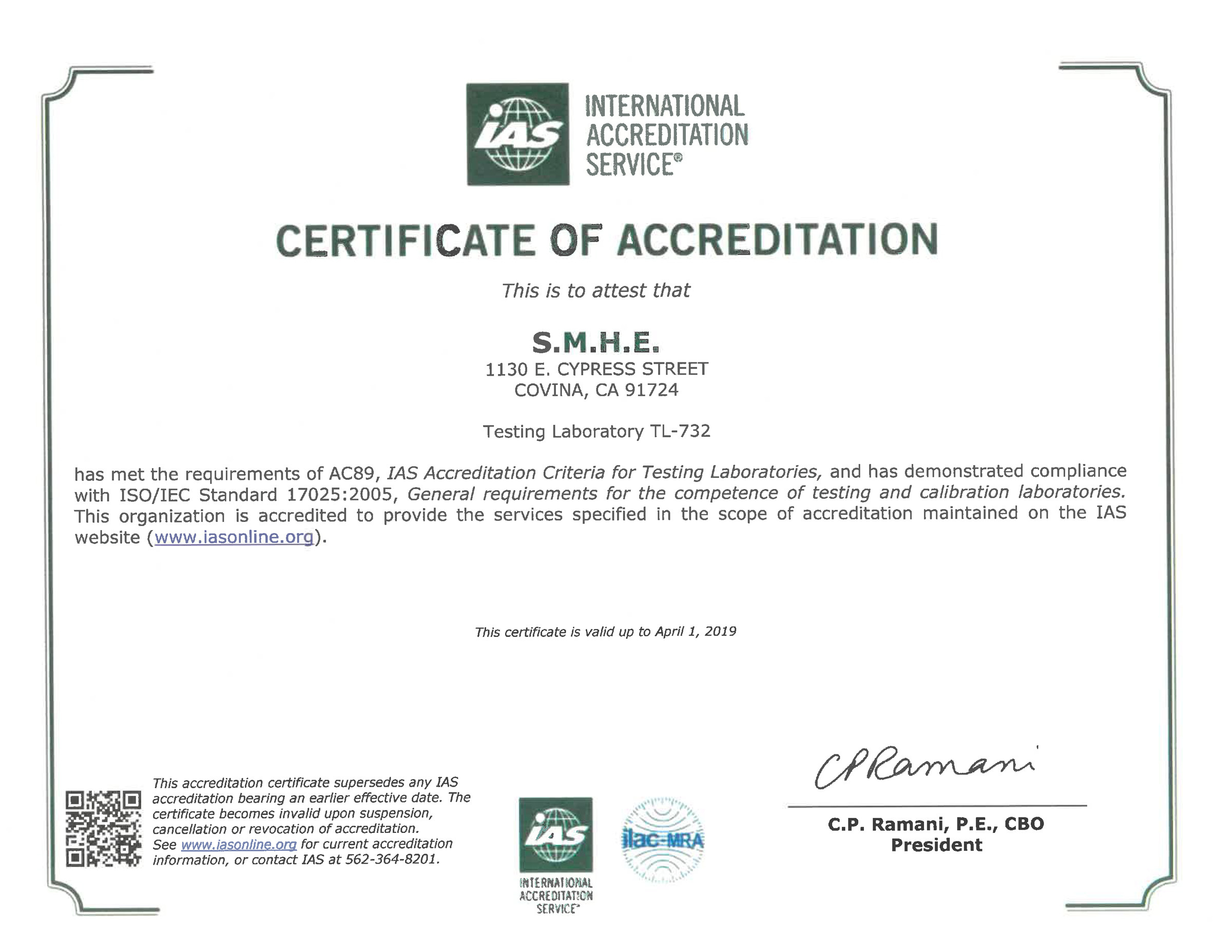 Seizmic is First in Industry to Secure IAS Global Testing ...