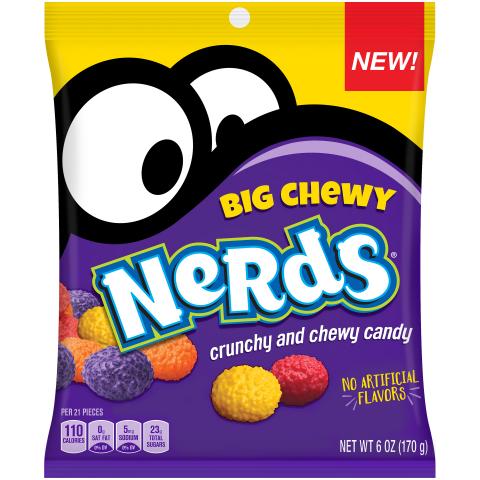 Big Chewy NERDS (Photo: Business Wire)