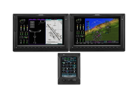 G3000H integrated flight deck (Photo: Business Wire)