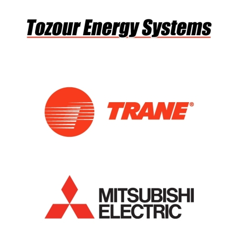 Tozour Energy Systems offers Mitsubishi Electric Trane HVAC products and services to clients in Greater Philadelphia and South Jersey.