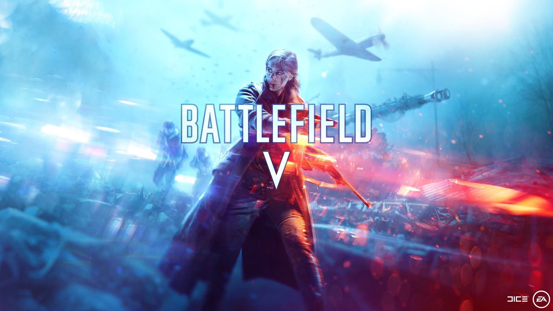 Ea Announces Battlefield V Launching Worldwide On October 19