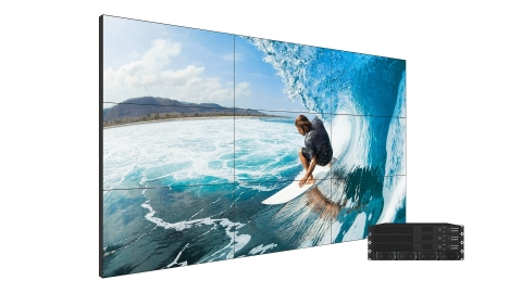 Leyard WallSync delivers perfectly synchronized video playback across video walls (Photo: Business Wire)