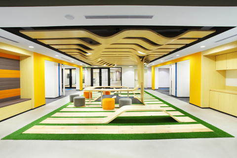 Azure Power Headquarter Office Space (Photo: Business Wire)