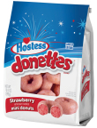 Hostess® Introduces Strawberry Donettes®