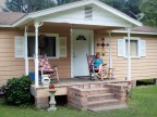 A $7,000 Special Needs Assistance Program grant from MidSouth Bank and FHLB Dallas funded critical repairs to a Louisiana  retiree's home. (Photo: Business Wire)