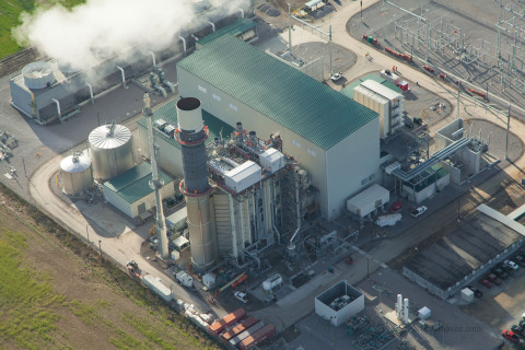 Gemma Power Systems, LLC Completes 475 MW Power Project in Ohio (Photo: Business Wire)