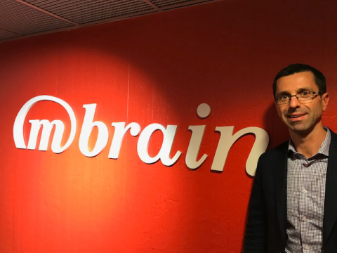 M-Brain, a global leader in market and media intelligence solutions, has appointed Christian Cedercreutz Chief Executive Officer as of 13.8.2018. (Photo: Business Wire)